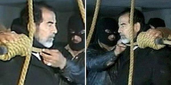 Setelah Saddam Hussein Dieksekusi Gantung, 2 Negara Ini Tunjukkan Reaksi Berbeda