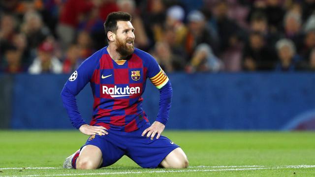 Lionel Messi Masih Bimbang Untuk Pensiun di Barcelona