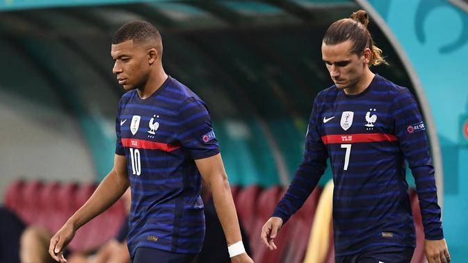 Tim Raksasa Gugur Menyusul Pemain Bintang Redup di Euro 2020