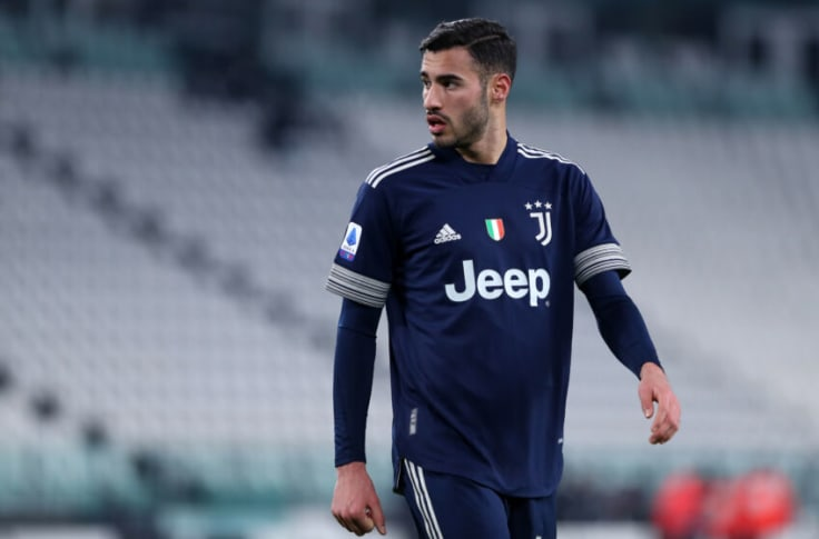 Juventus  Lepaskan Frabotta Ke Verona