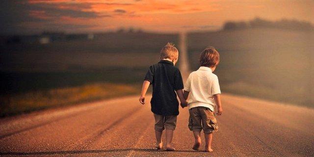 Sahabat Sejati Tidak Diukur Dari Berapa Lama Kalian Bersahabat